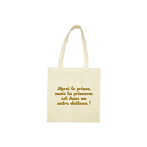 merci prince beige Tote le bag qxnw18wCEI