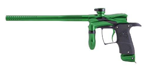 Dangerous Power G5 Paintball Gun - Green / Black ()
