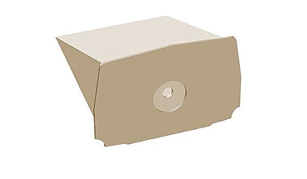 5 bolsas de aspiradora S 12 de papel apta para ELEKTROLUX 775 – 780, Eléctrico 770, Eléctrico Lux 748 – 750, Eléctrico Lux 790 – 795 (Royal), Eléctrico 795, Eléctrico Lux 768 –