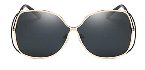 Gafas De Sol Gafas Con Lady De Europe Fiesta Gold And De America De Retro Sol qRr4x5qXw