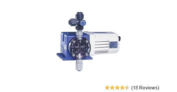 Pulsafeeder 30 Gpd / 100 Psi Chem-tech Metering Pump
