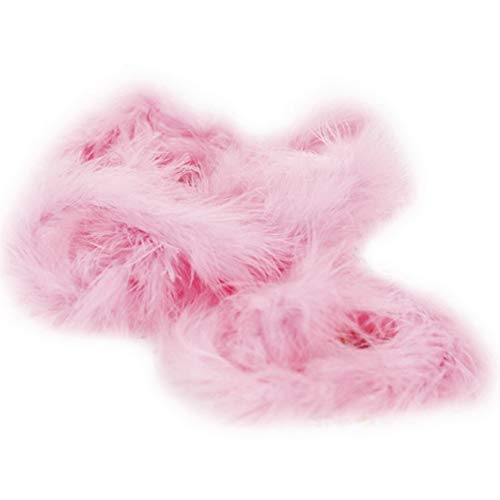 Kaputar 79 inch Marabou Feather Boa Diva Night Gift Bouquet Bridal Decor - Pink | Model WDDNG -1382]()