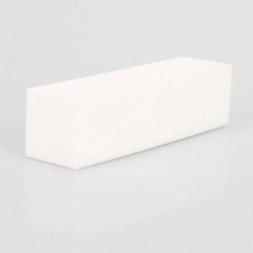 220 Art - Top Mckinley 10 Pcs Nail Art White Buffer Buffing Sanding Block Files Care Tool