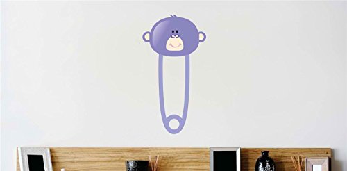 Design With Vinyl Cryst 600 1362 As Seen Baby Safety Pin ...