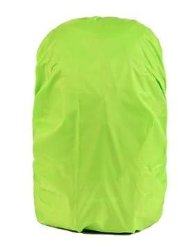 Ndier Cubierta de Lluvia,Funda Impermeable para Mochilas Escolares Bolsas para Equipaje Bolsas para Lluvia/Polvo Verde 35-40 L: Amazon.es: Deportes y aire ...