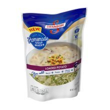 Price comparison product image Swanson Homemade Soup Maker LOADED POTATO Cooks in About 30 Minutes (1-BAG) (NET WT 4.64 OZ)