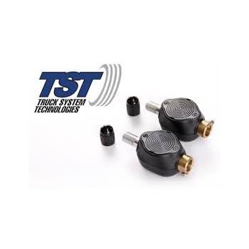 Amazon Com Tst 507 Flow Thru Tire Sensor 2 Pack Automotive