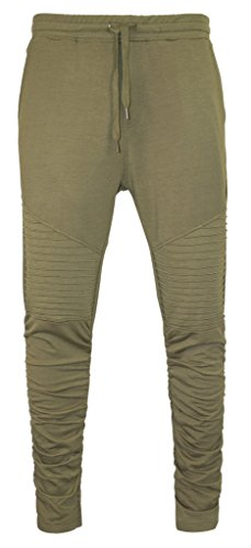 Style Addiction Casual Cotton Jogger