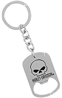 Amazon.com: Harley-Davidson Chrome Willie G skull H-D ...