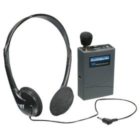 Williams Sound PocketTalker PRO System with Headphone by DSI