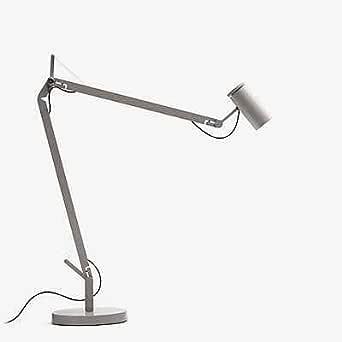 Marset – Polo LED lámpara de mesa con pie, blanco: Amazon.es ...