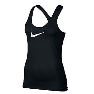 Nike Women's Victory Tank Top (M, Black)