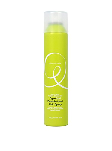 DEVA CURL Flexible Hold Hair Spray 10oz
