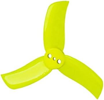 Toys StoryN 16pcs HQProp 40mm Props 1.5mm Shaft 4-Blade Propeller 1.6 Inch For