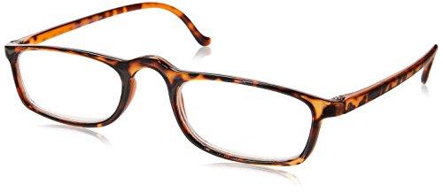 Dr. Dean Edell Calexico Reading Glasses, Tortoise (+2.50)