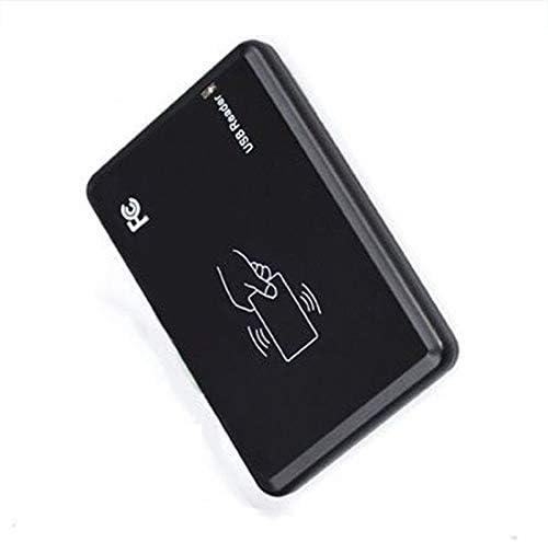 Lay DC 5V 125Khz USB RFID Contactless Proximity Sensor,Smart ID Card Reader TK4100 EM4100 Card Reader Access Card IC Card Reader