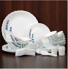LaOpala English Lavender Dinner Set of 23 Price & Reviews