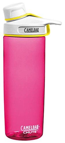 CamelBak Chute Water Bottle, 0.6 L, Pow Pink