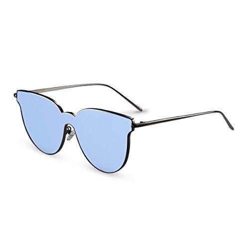 8ebead96ef 80% OFF Gafas De Sol De Las Mujeres Gafas De Sol Polarizadas Alrededor Del  Estilo