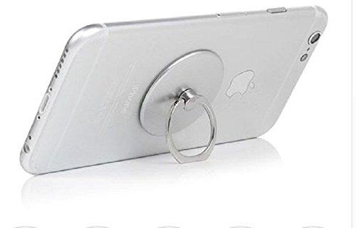 OZZZO Soporte del Anillo Adhesivo de Metal Dinero para Sony Xperia z1 Compact