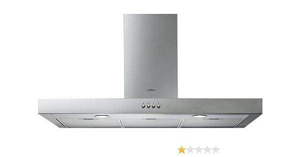 Elica Spot NG H6 IX/A/60 De pared Acero inoxidable 450m³/h - Campana (450 m³/h, Canalizado, 62 dB, De pared, Acero inoxidable, 20 W): Amazon.es: Grandes electrodomésticos