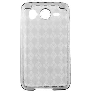 Icella TPU-HTPD98120-TCL TPU Crystal Skin - HT Inspire 4G PD98120 - Clear