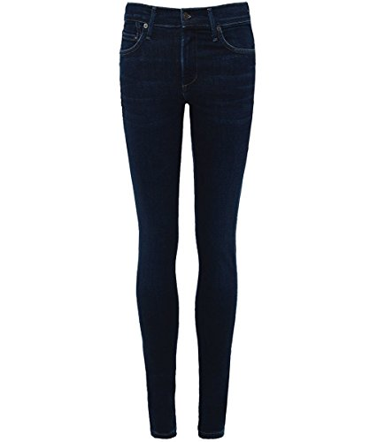(Citizens of Humanity Women's Rocket High Rise Skinny Jeans 25 Galaxy)