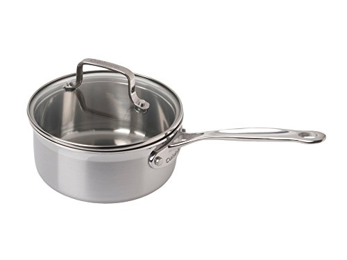 Cuisinart Tri-Ply Stainless Cookware Set (12-Piece)