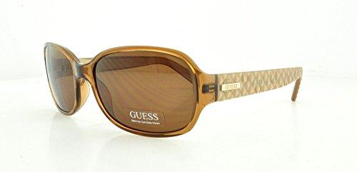 GUESS Sunglasses GU 7257 Crystal Brown - Guess Glasses Sun