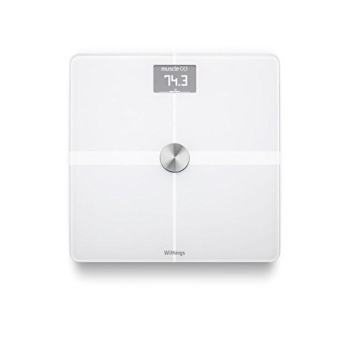 Withings Body - Body Composition Wi-Fi Scale, White