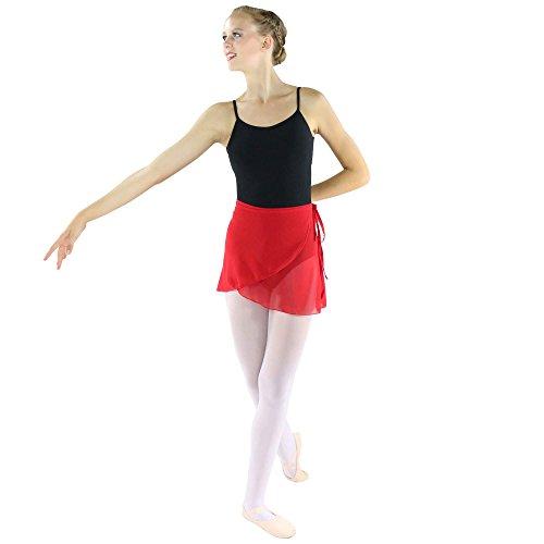 Chiffon Dance Wrap - 1