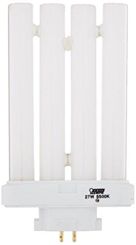 Feit Electric Compact Fluorescent - Feit Electric Bppl27f/65 27 Watt Daylight 4 Pin Compact Fluorescent Light Bulb