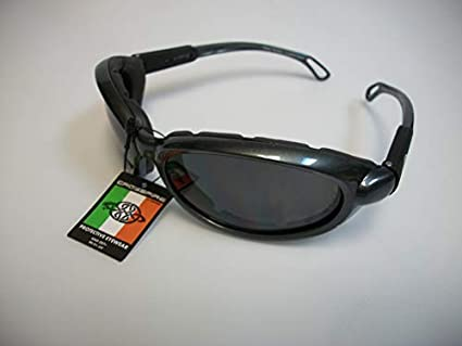 aca9b5421bc Image Unavailable. Image not available for. Color  Crossfire Silver Mirror Safety  Glasses