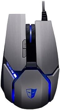 Tesoro Gadiva H1L 8200 DPI Laser Trackball Gaming Mouse