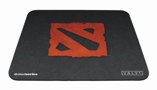 SteelSeries DotA 2 Edition QCK+ Gaming Mouse Pad, Best Gadgets