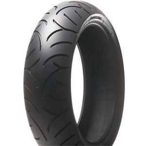Bridgestone Battlax BT-021-AA Sport Touring Radial Tire - Rear - 180/55ZR-17 , Load Rating: 73, Position: Rear, Rim Size: 17, Speed Rating: W, Tire Application: Sport, Tire Construction: Radial, Tire Size: 180/55-17, Tire Type: Street 021761