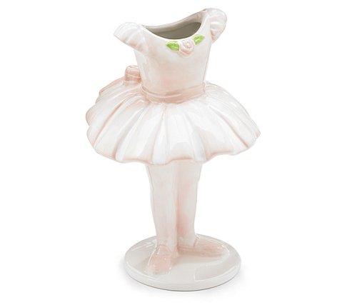 Dress Vase - Soft Pink Ballet Dress TuTu Vase For Our Dancing Ballerinas