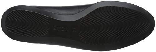 Black 4001 2 ECCO Ballerine Touch 0 Nero Donna ZFYAOvqw