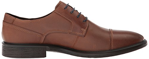 ECCO Mens Knoxville Cap Toe Oxford Cognac Light 21ys0IOvUT