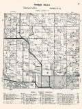 Fergus Falls Township, Otter Tail County 1960, Minnesota, 1960 Fine-Art Reproduction