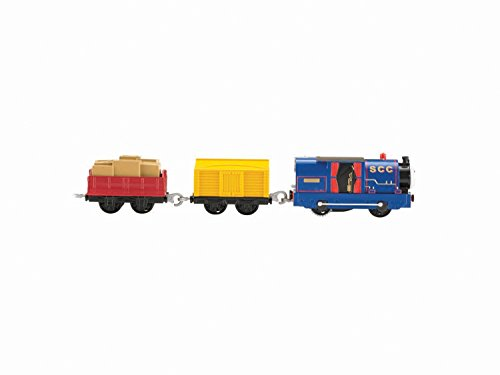 (Fisher-Price Thomas & Friends TrackMaster, Motorized Timothy Engine (Tale of The Brave))