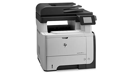 (HP Laserjet Pro MFP M521dn Mono A4 MFP Laser Printer - 42ppm, Copy, Print, Scan, Fax, Duplex)