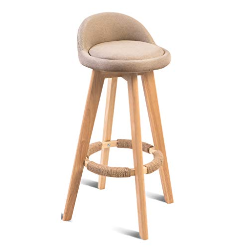 Amazon.com: Padded Folding High Chair Breakfast Kitchen Bar ...
