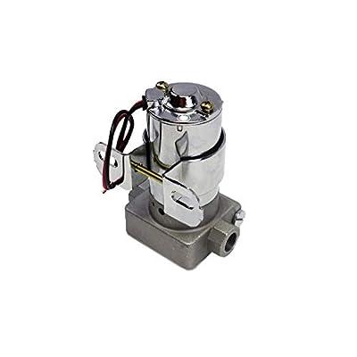 A-Team Performance 30-155 Electric Inline Fuel Pump 12V 155 GPH at 14PSI: Automotive