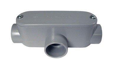 Conduit Electrical Fittings (Cantex Pvc Conduit Body 3/4