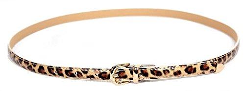 salvare 2c40a 05f26 Calonice Amorino Accessorio da donna cintura leopardata in eco ...