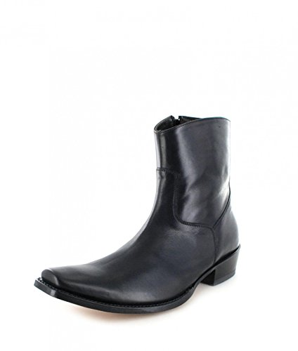 Unisex 7438 Black Boots Chelsea Adult Sendra qwPaxt5XP