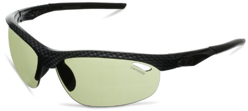 Tifosi Veloce 1040305232 Wrap Sunglasses,Gloss Carbon,150 mm
