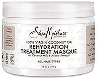 SheaMoisture Virgin Coconut Rehydration Masque
