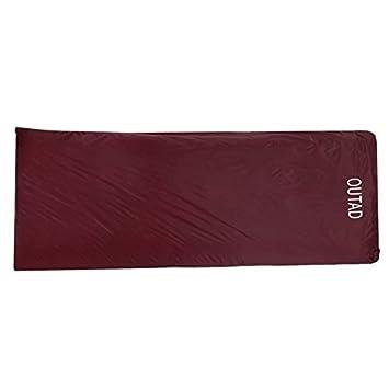 Fanyong OUTAD Sacos de Dormir de Sobres ultraligeros 320D para Camping Viajes Senderismo: Amazon.es: Deportes y aire libre